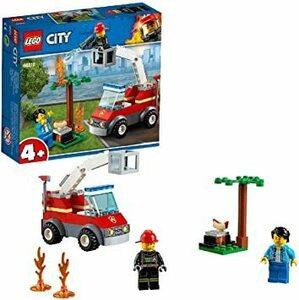 新品★本日限り★レゴ(LEGO) シティ バーベキューの火事 60212 ブロック おもちゃ 男の子BDAN