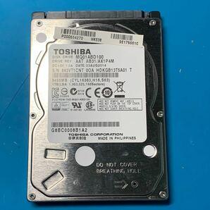 東芝 HDD 1TB 2.5インチ SATA2(D-13)