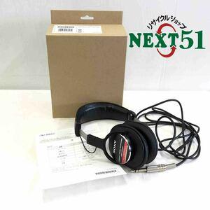 送料全国一律500円/SONY/スタジオモニターヘッドホン/MDR-CD9ST/NH0423