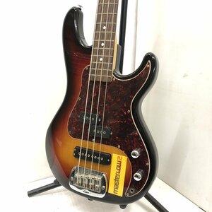 中古 G&L ジーアンドエル エレキベース SB-2 廃盤商品 TRIBUTE SERIES 日本製 JAPAN 4弦 ブラウン レッド系 弦楽器 H15991
