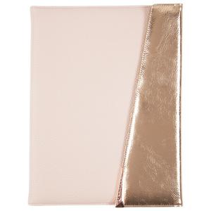 即決・送料込)【スタンド機能付きブックタイプケース】Case-Mate 9インチ - 10.5インチ タブレットケース Venture Folio Rose Gold