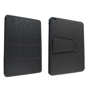 即決・送料込)【ブックタイプレザー調ケース】GISSAR iPad mini Premium & Laxuary Case Athena Black (スタンド機能つき) IPM-GATC-01