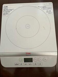 T-fal 卓上IH調理器 クッキングヒーター IHクッキングヒーター IH調理器 ティファール
