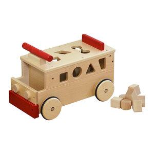 人気 KOIDE 日本製 おもちゃ 玩具 乗用バス M24 バス 乗り物 乗用玩具 577