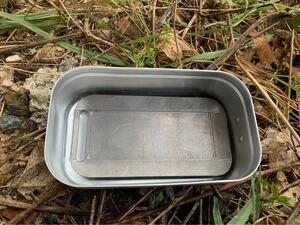 鉄板 4.5mm トランギア メスティン スモール バーベキュー キャンプ