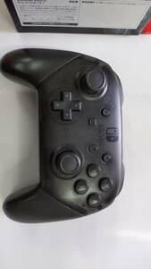 Nintendo Switch 純正 ニンテンドースイッチ Proコントローラー プロコントローラー