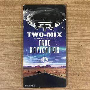 (B903)中古8センチCD100円 TWO-MIX TRUE NAVIGATION