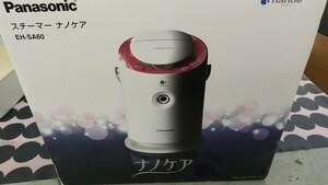 新品未使用品!!Panasonic EH-SA60-P スチーマーナノケア