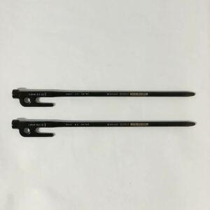 スノーピーク ペグ 30cm 2本セット ソリッドステーク30 R-103
