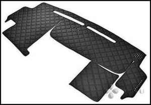 トヨタ ノア ヴォクシー ZRR70系 ダッシュマット ダッシュボード マット ダイヤカット ステッチ ブラック キルティング