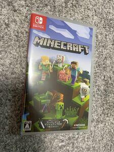 マインクラフト switch ソフト 新品未使用未開封 Minecraft