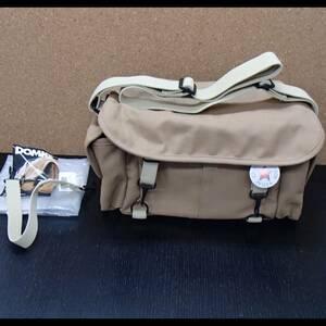未使用品 国内正規品 DOMKE ドンケ original F-2 11.5L 700-02S サンド カメラ バッグ アメリカ