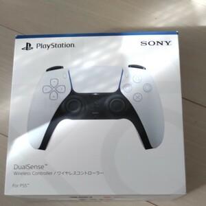 PlayStation5 DualSense ワイヤレスコントローラー CFI-ZCT1J デュアルセンス