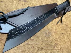 * RAMBO FIRST BLOOD * RAMBO4  Рэмбо 4 * R4BM    Выживание  нож     Extra толщина  черный  ...  лезвие     Кожа  ветер  рука  Le     Темный  коричневый  оболочка     Дерево - расщепление