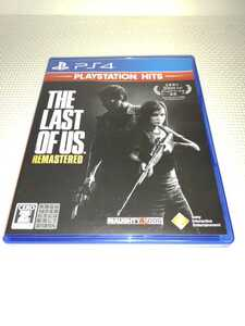 THE LAST OF US PlayStation ラストオブアス PS4ソフト