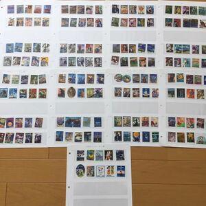 ★〈使用済み切手〉20世紀シリーズ 全17集 170種 1999年~2000年 平成11年~平成12年 日本切手 JAPAN 満月印含む 使用済切手 R310