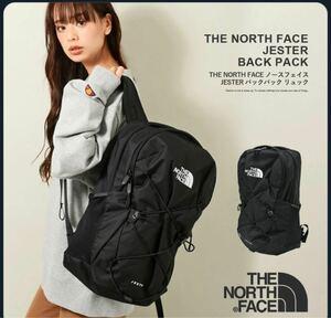THE NORTH FACE バックパック リュック JESTER ジェスター ブラック 27L ノースフェイス