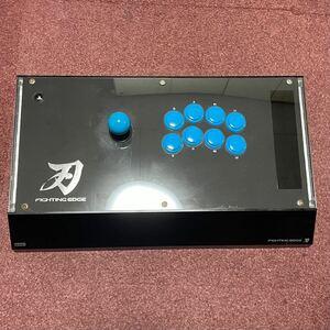 ファイティングエッジ 刃 HORI アケコン PS3 PS4 PC REAL リアルアーケードプロ Arcade
