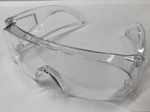 ◆保護メガネ ゴーグル 1個◆② 防塵・花粉対策・飛沫対策に!! 1個から全国送料無料!!