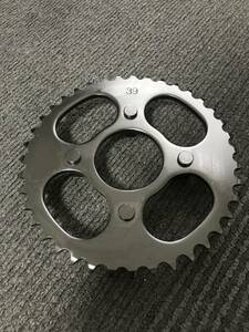 Chaly DAX original hub for sprocket Kitaco?39 number