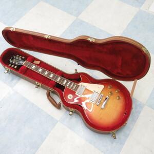 【中古品】Gibson USA ギブソン USA エレキギター レスポール トラディショナル 2016年製 ケース付 ※同梱不可 10855531