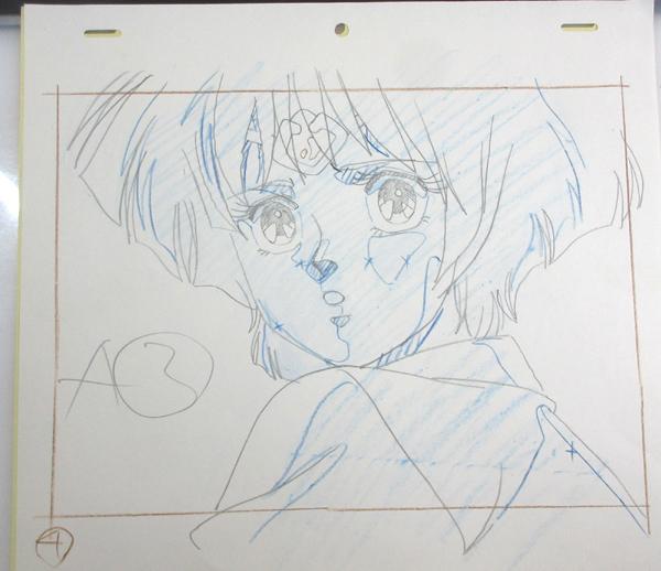 OVA「魔境外伝レディウス」原画 本橋秀行