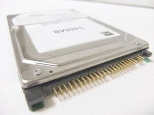 【保証付・送料198円~】NEC製 PC-98ノートシリーズ用内蔵2.5インチIDE HDD 540MB 保証付 信頼の東芝製 予備やバックアップに 動作確認済