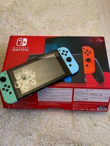 ニンテンドースイッチ microSD付き Nintendo Switch 任天堂スイッチ本体