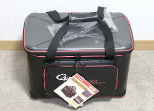 ★極美品 がまかつ GB-237 タックルバッグ・25