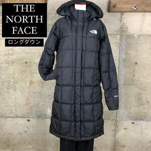 【THE NORTH FACE ノースフェイス】ダウンロングコート