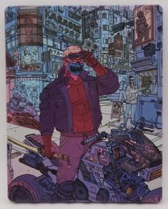サイバーパンク 2077 ゲオ限定「オリジナルスチールブック」 検索:Cyber Punk 2077 GEO
