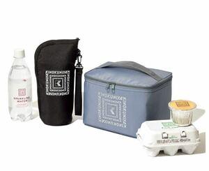 KINOKUNIYA 保冷・保温機能付きバッグ&ペットボトルホルダーセット