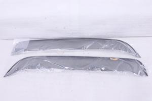 19-2773* unused goods 85 Elf left right door visor acrylic fiber original * Isuzu NHR85 (RO)
