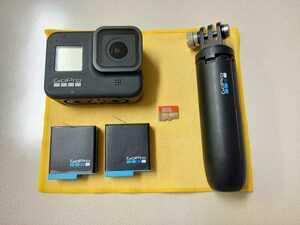 GoPro HERO8 BLACK ゴープロ ヒーロー8 ブラック CHDHX-801-FW アクションカメラ