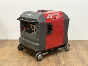 HONDA/ホンダ 2.2kVA ガソリンエンジン発電機 EX22 50/60Hz サイクロコンバータ