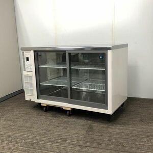 ホシザキ テーブル形冷蔵ショーケース 4ヶ月保証 中古 2016年製 RTS-120SNB2 単相100V 幅1200×奥行600 厨房