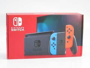 Nintendo Switch Joy-Con(L) ネオンブルー/(R) ネオンレッド ニンテンドースイッチ 本体 #US2577