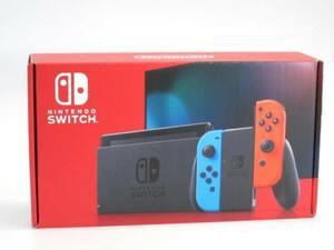Nintendo Switch Joy-Con(L) ネオンブルー/(R) ネオンレッド ニンテンドースイッチ 本体 #US2593