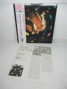 12inchシングル盤レコード)The Cure/CLOSE TO ME (35153-12)【M004】