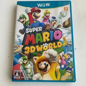 【Wii U】 スーパーマリオ 3Dワールド