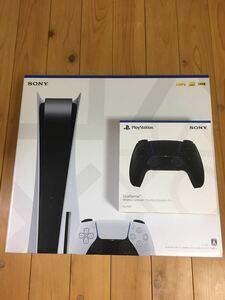 【送料無料】【新品】PlayStation5 プレイステーション5 品番CFI-1100A01 ディスクドライブ搭載モデル新品未開封品 コントローラーセット