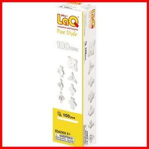 ラキュー (LaQ) フリースタイル(FreeStyle) 100ホワイト