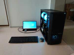 Windows10 ハイエンド ゲーミングPC i7-8700/H370/RTX2060/NVMe 480GB/RAM 16GB/RGB/Wifi