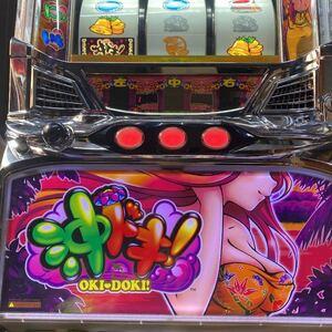 Oki Doki-30 unnecessary machine real machine labry panel