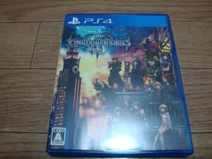 ★ PS4 キングダムハーツⅢ ★