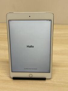 в отличном состоянии    Apple iPad mini4  первый 4 поколение    Wi-Fi Cellular au сеть  Судный  *   активация  Root  Lock     продаю как не рабочий     начало торгов с 1 йены