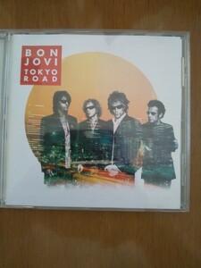 ボン・ジョヴィ トーキョーロード ロックトラックス シングルCD付