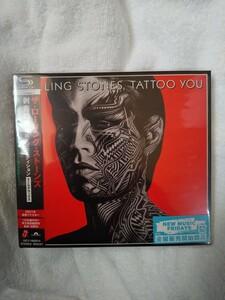 ローリング・ストーンズ 刺青の男 最新盤デラックスエディション国内盤2枚組CD