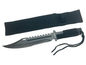 SURVIVOR    оболочка  нож     Выживание  нож     веревка  рука  Le    HK-769BK    (  поиск:     Охота  нож     лагерь     из  дверь     ...     )