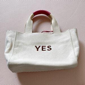 ケイトスペード yes no バッグ トートバッグ